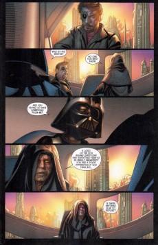 Extrait de Darth Vader (2015) -1- Book I: Vader
