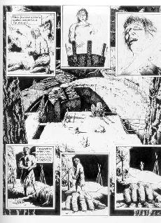 Extrait de Arn -1- La vengeance d'Arn