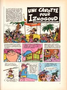 Extrait de Iznogoud -7b82- Une carotte pour Iznogoud