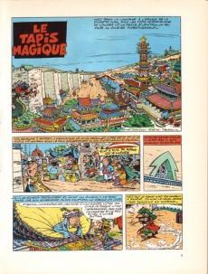 Extrait de Iznogoud -9a83- Le tapis magique