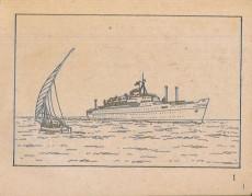 Extrait de Tintin (en chinois) -41PIR- Les Cigares du pharaon (première partie)