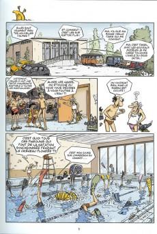 Extrait de Plongeurs -3- Des bulots in profundis