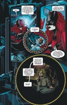 Extrait de Batwoman -4- Les liens du sang