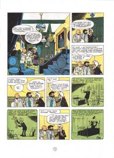 Extrait de Tif et Tondu -12b1987- Le réveil de Toar