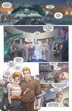Extrait de Flash (DC Renaissance) -1- De l'avant