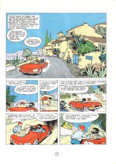 Extrait de Tif et Tondu -8b1987- La villa du long-cri