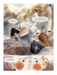 Extrait de L'homme montagne - L'Homme montagne
