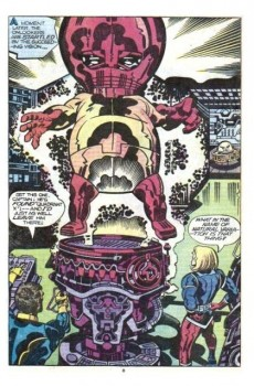 Extrait de Captain Victory and the Galactic Rangers (1981) -7- The wonder warriors