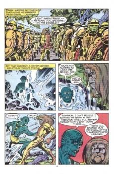 Extrait de Captain Victory and the Galactic Rangers (1981) -8- Zap-out!!