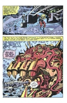Extrait de Captain Victory and the Galactic Rangers (1981) -10- The voice!