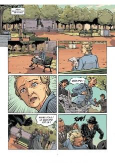 Extrait de Femmes en résistance -3- Numéro 3 - Berty Albrecht