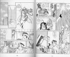 Extrait de Ah! My Goddess -11- Tome 11