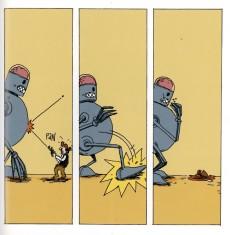 Extrait de Rodney contre le robot