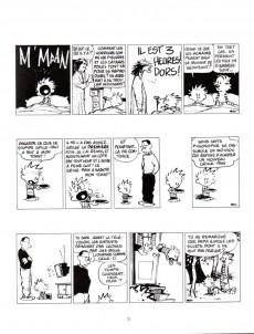 Extrait de Calvin et Hobbes -15- Complètement surbookés !