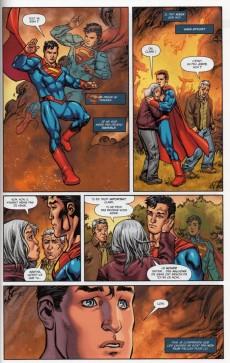 Extrait de Superman Saga -14- Numéro 14