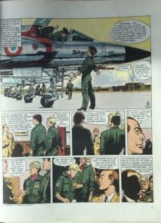 Extrait de Tanguy et Laverdure -13c1988- Lieutenant Double Bang