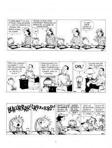 Extrait de Calvin et Hobbes -16- Faites place à Hyperman !