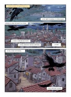 Extrait de Les damnés -1- Néora
