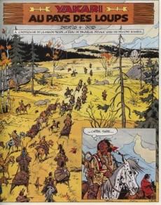Extrait de Yakari -8b2004- Au pays des loups