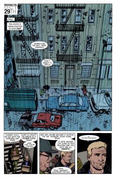 Extrait de Hawkeye (2012) -7- Untitled