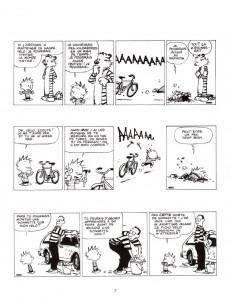 Extrait de Calvin et Hobbes -20- Il y a des trésors partout !
