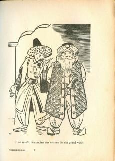 Extrait de (AUT) Craenhals - Histoire de Camaralzaman (un conte des mille et une nuits)