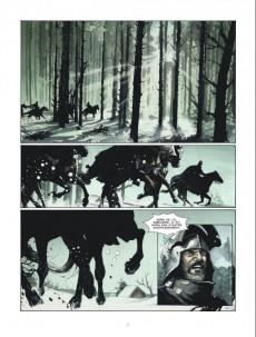Extrait de H.ELL -2- La nuit, royaume des assassins