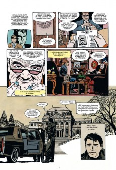Extrait de Batman (Le Soir) -1- Année un