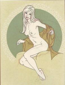 Extrait de (AUT) Le Roux - Sketchbook
