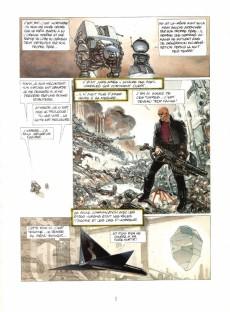 Extrait de La caste des Méta-Barons -1- Othon le trisaïeul