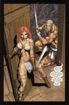 Extrait de Red Sonja (2005) -5- Tower of blood