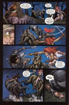 Extrait de Red Sonja (2005) -9- Arrowsmith Part 2