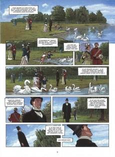 Extrait de Sherlock Holmes & Les Vampires de Londres -2a- Morts et Vifs