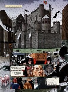 Extrait de Les grands Peintres -1- Jan van Eyck