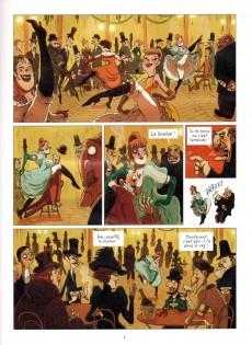 Extrait de Les grands Peintres -3- Toulouse-Lautrec