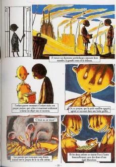Extrait de Poèmes en bandes dessinées -a06- Charles Baudelaire - Les Poèmes en BD