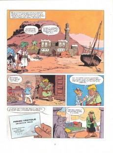 Extrait de Martin Milan (2e Série) -4- L'Emir aux 7 Bédouins