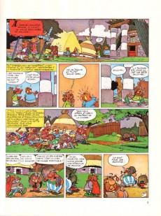 Extrait de Astérix -7a89- Le combat des Chefs