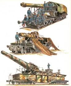 Extrait de (AUT) Funcken -U6 2- L'uniforme et les armes des soldats de la guerre 1914-1918