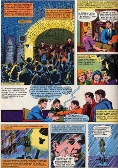 Extrait de Beatles (Arédit - Artima Color Marvel Géant) -INT- Beatles 20e anniversaire