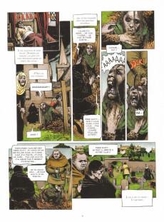 Extrait de Nous, les morts -1- Les Enfants de la peste