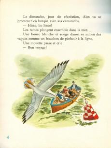 Extrait de (AUT) Funcken -a- Le petit marin