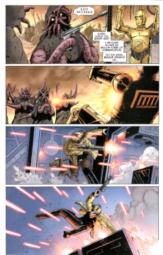 Extrait de Star Wars Vol.2 (Marvel comics - 2015) -2- Book I, Part II Skywalker Strikes