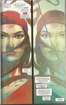 Extrait de Elektra (100% Marvel - 2015) -1- Le sang appelle le sang