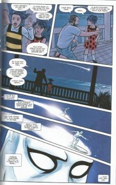 Extrait de Silver Surfer (100% Marvel - 2015) -1- Une aube nouvelle