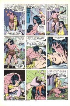Extrait de Conan the Barbarian Vol 1 (Marvel - 1970) -42- Night of the gargoyle!