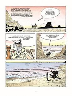 Extrait de Les scorpions du Désert (Nouvelle édition) -5- Brise de mer