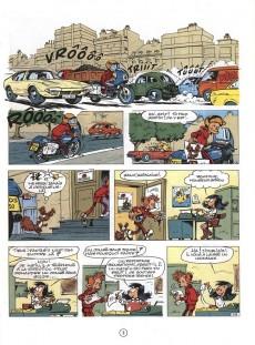 Extrait de Spirou et Fantasio -31b88- La boîte noire