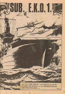 Extrait de Garry (Impéria) (2e série - 190 à 456) -Rec73- Collection Reliée N°73 (du n°405 au n°408)
