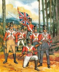 Extrait de (AUT) Funcken -U4 1- L'uniforme et les armes des soldats du premier empire